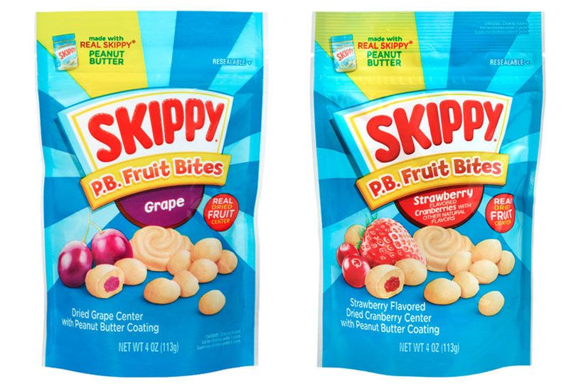 skippy nut butter bites strawberry and grape