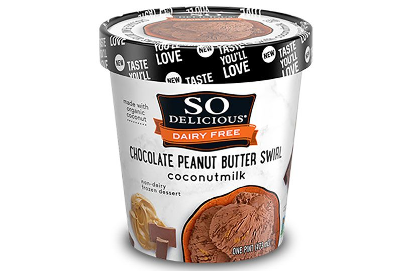 so delicious dairy free chocolate peanut butter