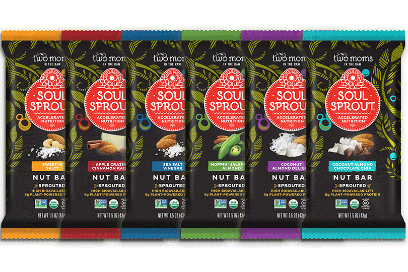 Soul Sprouts Nut Bars