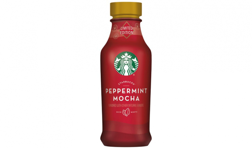 Starbucks Peppermint Mocha Latte
