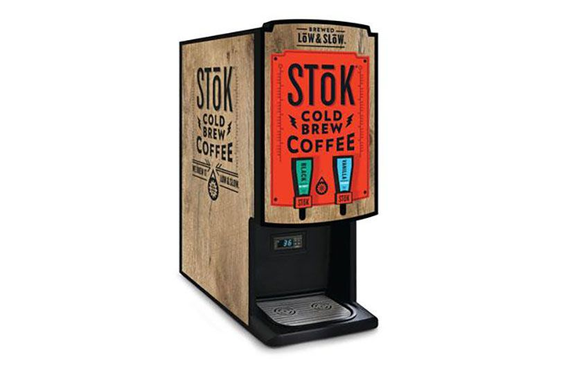 stok cold brew dispenser
