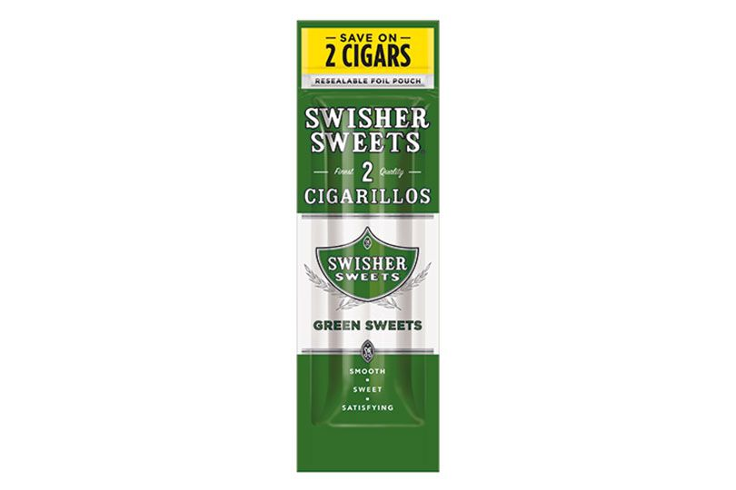 swisher green sweets