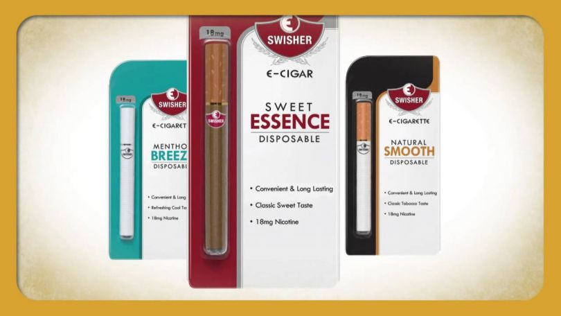 e-Swisher Electronic Cigarettes and Cigars