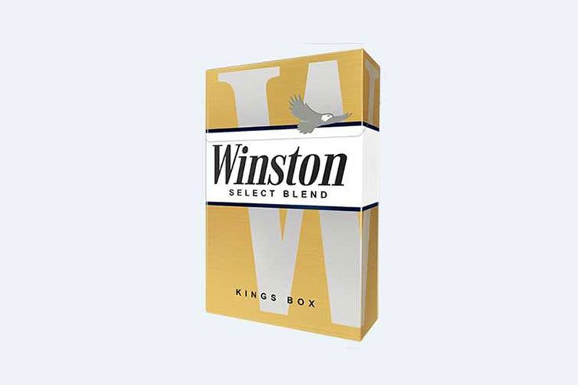 winston select blend