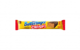 Butterfinger Peanut Butter Crisp Bar