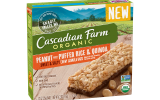 Cascadian Farm Sweet and Salty Chewy Bars