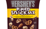 Hershey's popped snack mix