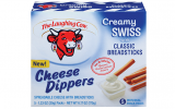 Laughing Cow cheese dippers
