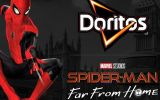 doritos spider man