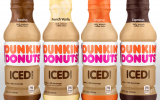 Dunkin' Donuts iced coffee bottled