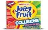 juicy fruit collission strawberry watermelon