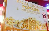 regal cinema microwave popcorn