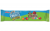 Kellogg's Rice Krispies Treats Blasted With M&M's Minis