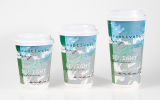 Seda double-walled coffee cups