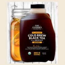 coopers tea cold brew tea concentrate