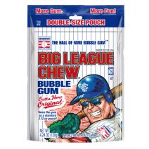 fordgum big league chew double size pouch
