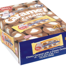 goetze caramel cream pack