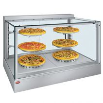 hatco intelligent heated display cabinet