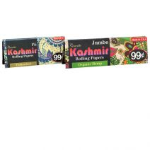 inter continental kashmir hemp and unbleached rolling papers