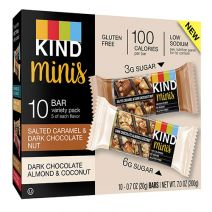 kind snacks minis