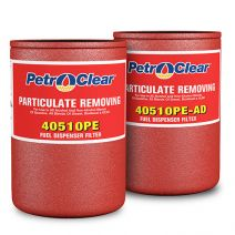 petroclear spin on dispenser filters