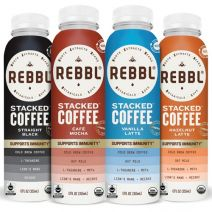 Rebbl Stacked Coffee
