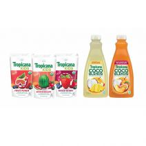 tropicana new juices