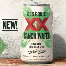Dos Equis Ranch Water Hard Seltzer