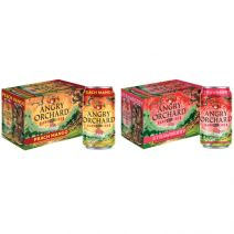 Angry Orchard Peach Mango and Strawberry