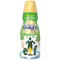 International Delight Buddy Elf creamer