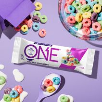 One Fruity Cereal Bar