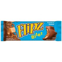 Flipz Stuff'D and Flipz Bites