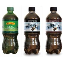 Reed's resealable bottles