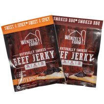 Wenzel's Farm Smoked BBQ and Sweet and Spicy