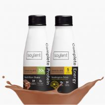 Soylent Complete Protein and Soylent Complete Energy