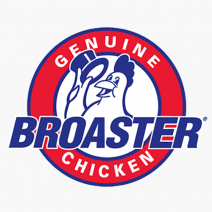 broaster chicken logo