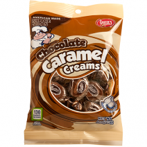 chocolate caramel creams