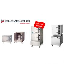 Cleveland Convection Steamer door warranty