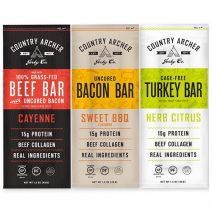 country archer meat bars
