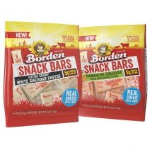 dairy farmers borden cheese snack bars