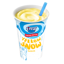 freal yellow snow