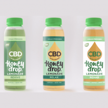 honeydrop cbd lemonade