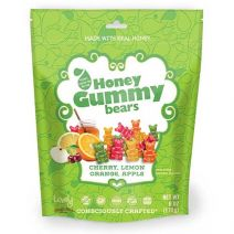 Lovely Candy Company Honey Gummy Bears