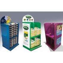 MasonWays Merchandising Tower for Bagged Products