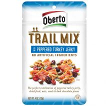 oberto trail mix with turkey