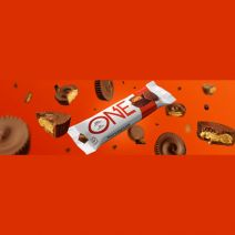 one brands peanut butter cup bar