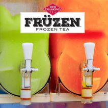 red diamond fruzen frozen tea