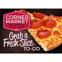 Corner Market Pizza and Corner Market Grab 'N Go