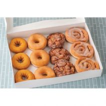 Rich's Fully Finished Glazed Donuts