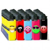Scripto Emoji Lighter